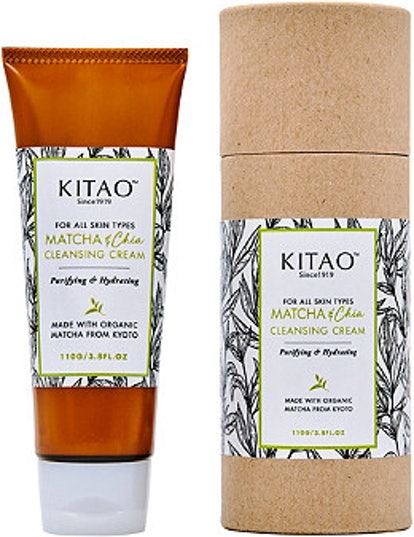 Kitao Matcha + Chia Cleansing Cream