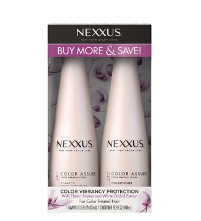 Nexxus Color Assure Shampoo + Conditioner Twin Pack - 13.5 fl oz - 2ct