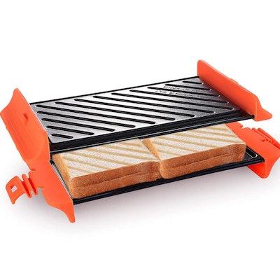 Maconee Official Breakfast Sandwich Maker