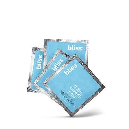 Bliss That's Incredi-peel Glycolic Resurfacing Pads - 15ct