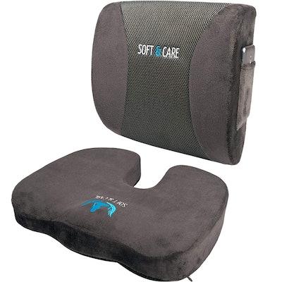 SOFTaCARE Seat Cushion Set (Set Of 2)