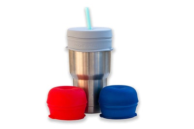 ModFamily Silicone Straw Lids (3 Pack)