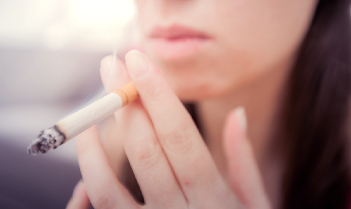 Smoking During Pregnancy May Drastically Increase The Risk Of Sudden Infant Death, New Study Finds