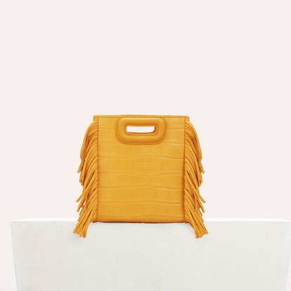 Mini M Bag with Fringe