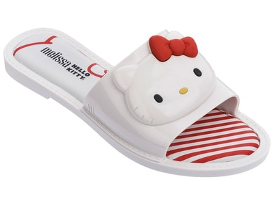 Melissa Slipper + Hello Kitty