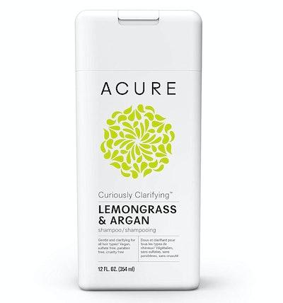 Acure Curiously Clarifying Lemongrass & Argan, 12 Fl. Oz.