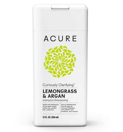 Acure Curiously Clarifying Lemongrass & Argan, 12 Fl. Oz.