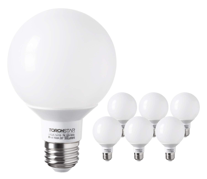 The 4 Best Light Bulbs For A Bathroom Vanity