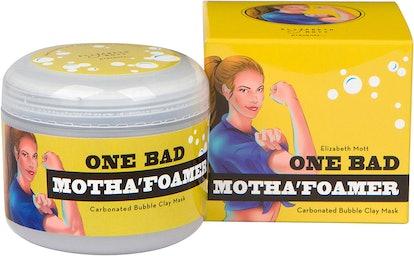 Elizabeth Mott One Bad Motha'Foamer Bubble Mask