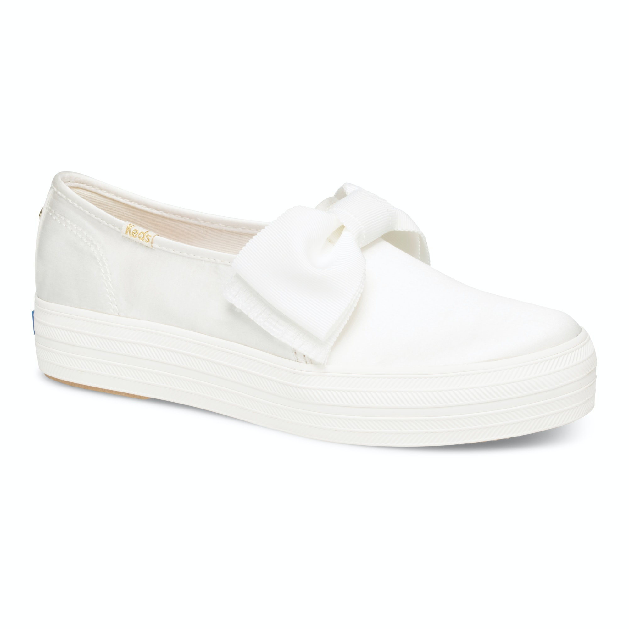 fe171b2a887 The Keds x Kate Spade New York Wedding Collection Is A Glittery Dream