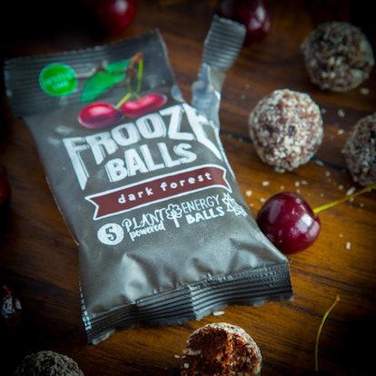 Frooze Balls Energy Snacks (8 Pack)