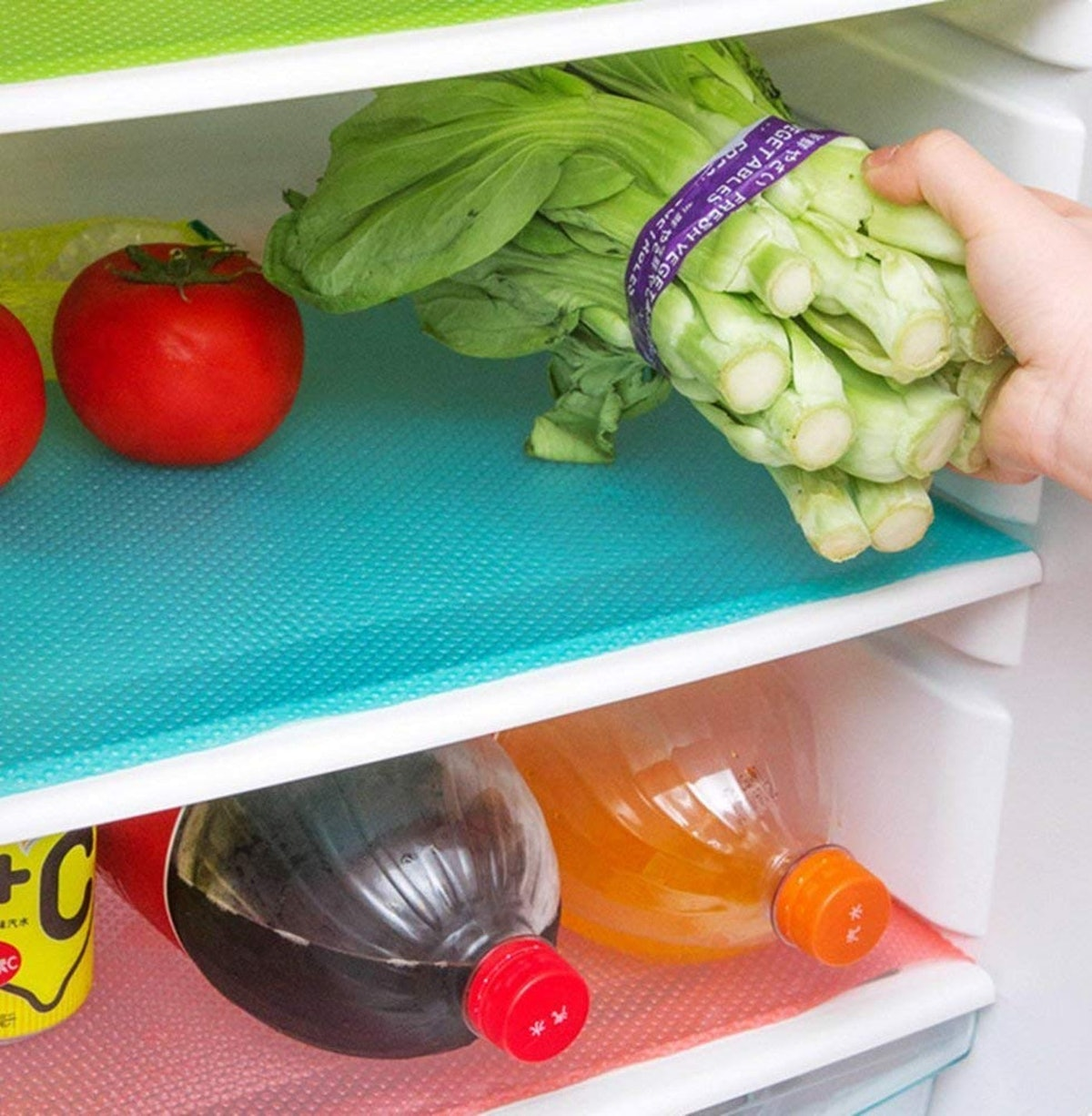 HityTech Refrigerator Mats