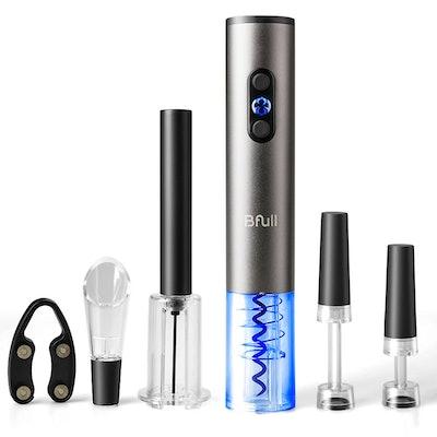 BFULL Electric Wine Bottle Opener Set