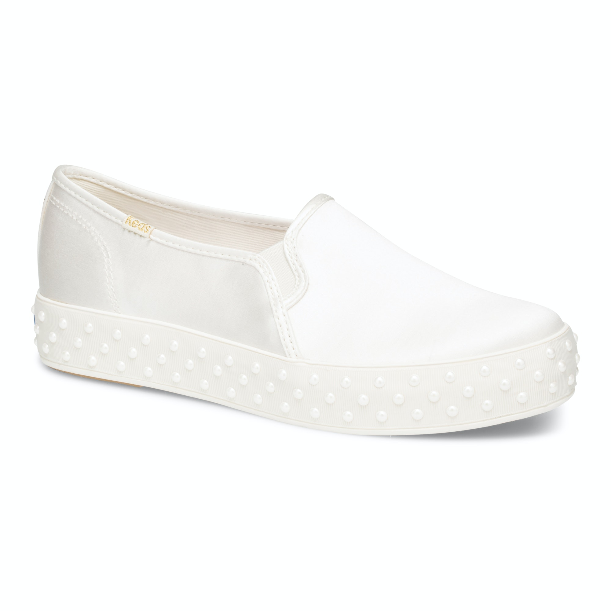 070f2d981 The Keds x Kate Spade New York Wedding Collection Is A Glittery Dream