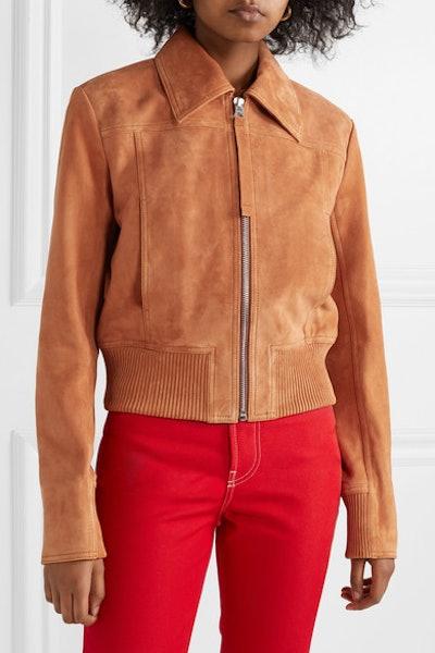 Loranne Suede Jacket