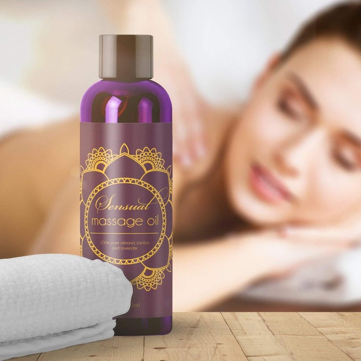 Honeydew Sensual Massage Oil