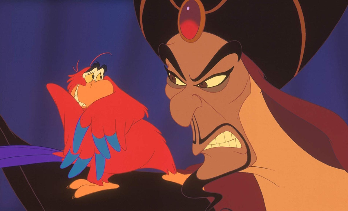 Will Iago Be In The Live-Action 'Aladdin'? Get Ready For Your Favorite Parrot