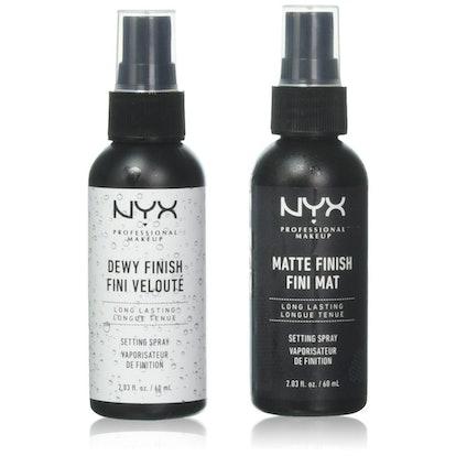 NYX Makeup Setting Sprays (2 Pack)