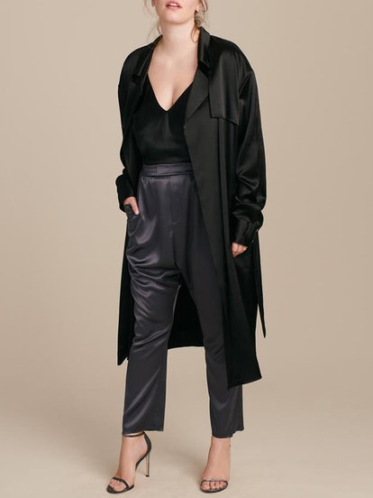 Black Drop Trench