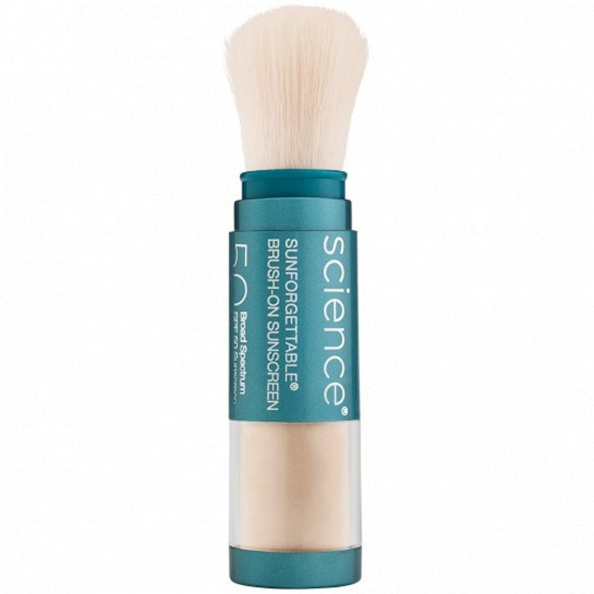 Colorescience Sunforgettable Brush-On Sunscreen SPF 50
