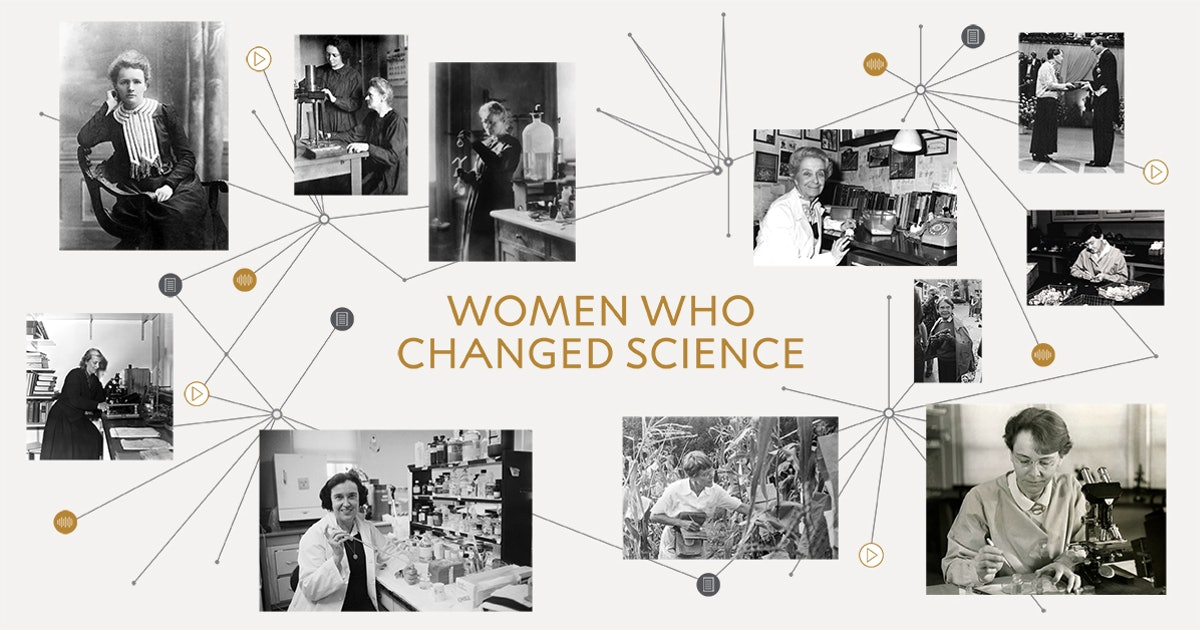 Women Who Changed Science Is A New Tool That Helps You Rediscover Women In STEM — EXCLUSIVE