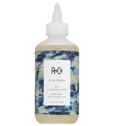 R+Co Acid Wash ACV Cleansing Rinse, 6 Fl. Oz.