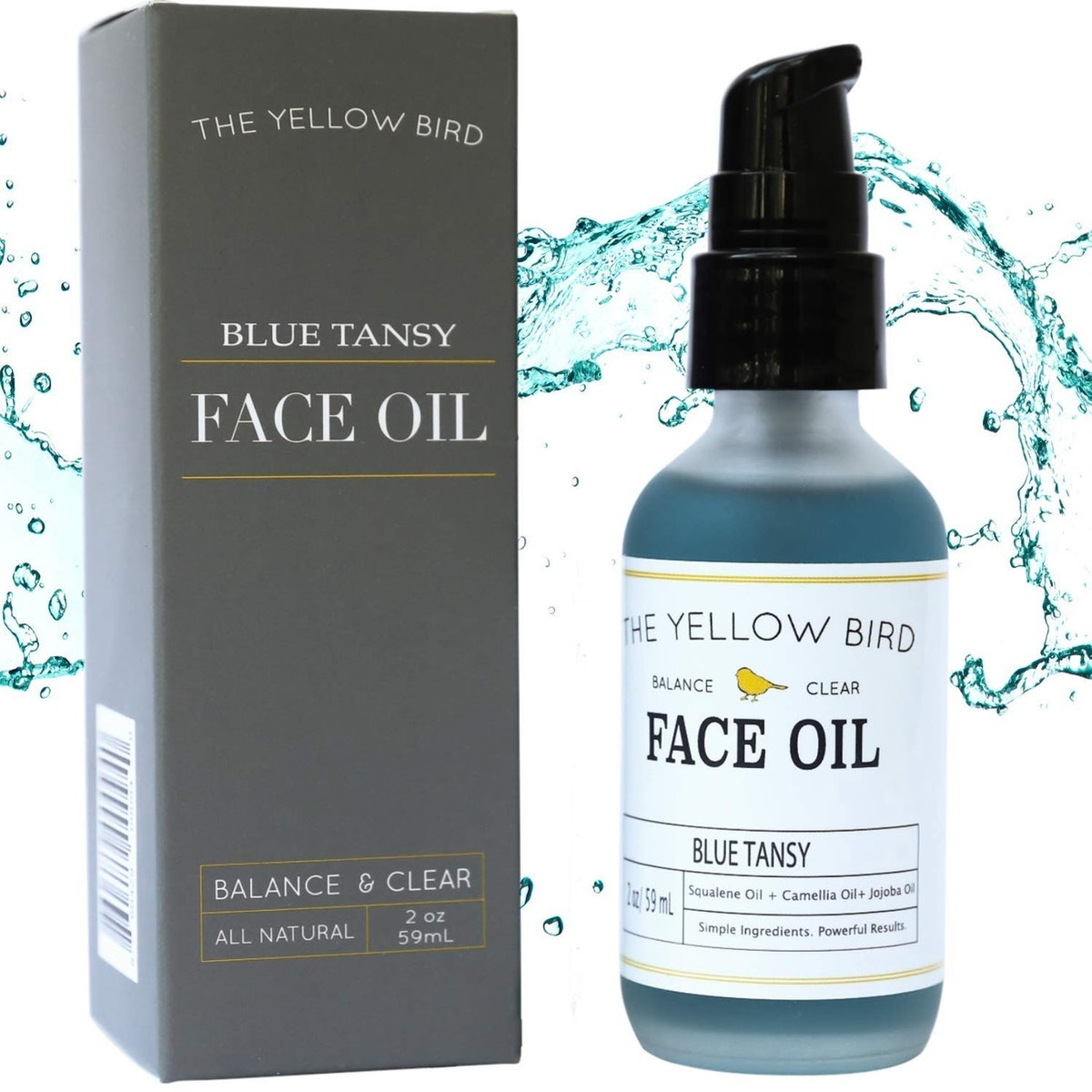 Balancing Blue Tansy Face Oil