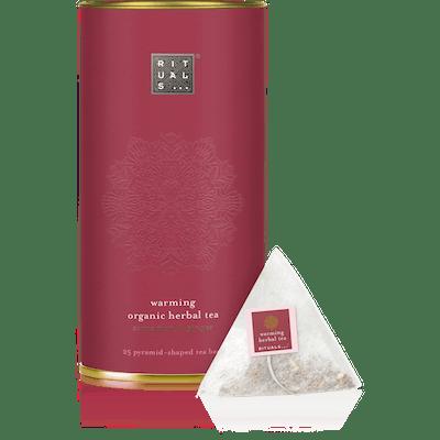 The Ritual Of Ayurveda Vata Organic Tea