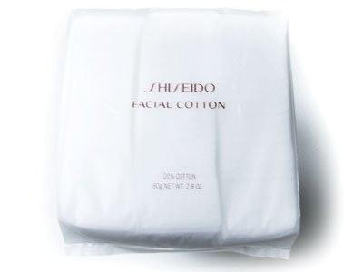 Shiseido Facial Cotton (165 Count)