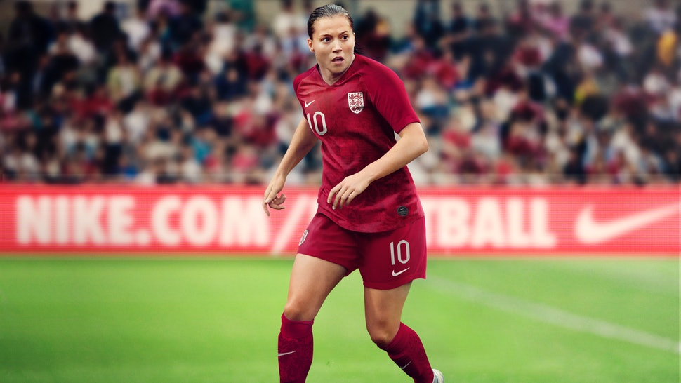 e76fdb4904a1 The Kit For England s FIFA Women s World Cup Team Is Made From Recycled  Bottles   Represents The Entire Country