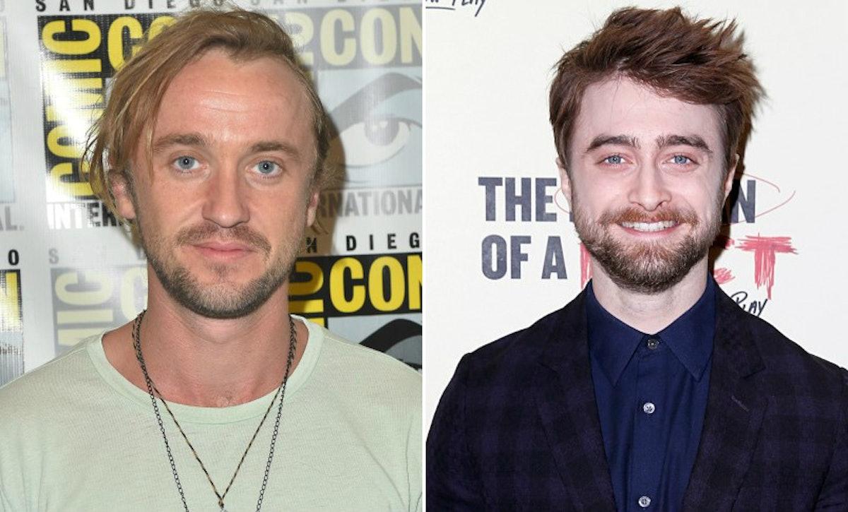 Are Tom Felton & Daniel Radcliffe Still Friends? Tom's Idea For A 'Potter' Reunion Is Epic