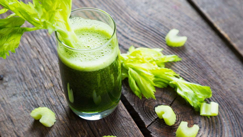 Here's How Celery Juice Actually Affects Your Immune System