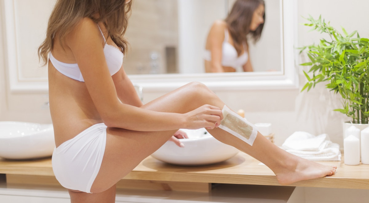 The 4 Best Wax Strips For Your Legs