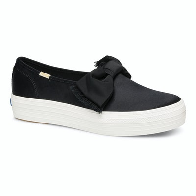 Keds x Kate Spade New York Triple Decker Satin Bow