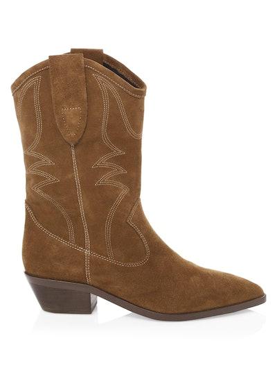 Kaiegan Suede Cowboy Boots