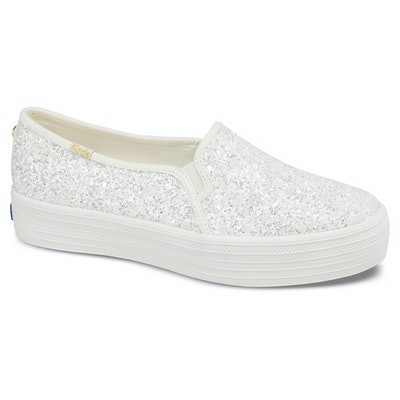 Keds x Kate Spade New York Triple Decker Glitter