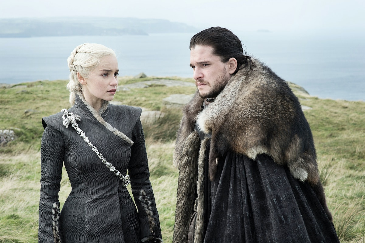'Game Of Thrones' Season 8 Will See Daenerys & Sansa Finally Meet & Emilia Clarke Couldn't Be More Excited