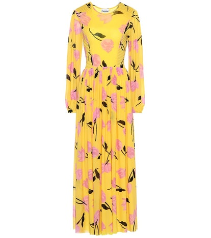 GANNI Exclusive to Mytheresa – Floral Maxi Dress