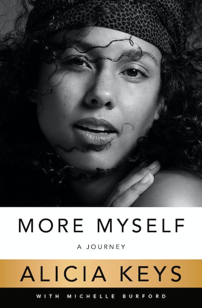 'More Myself: A Journey' by Alicia Keys