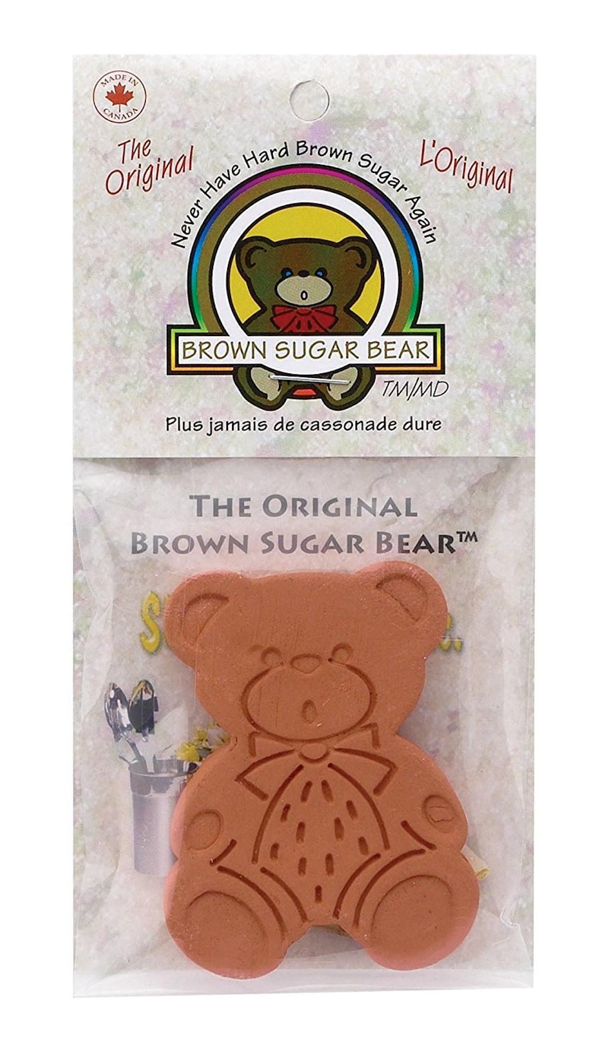 Brown Sugar Bear Brown Sugar Saver