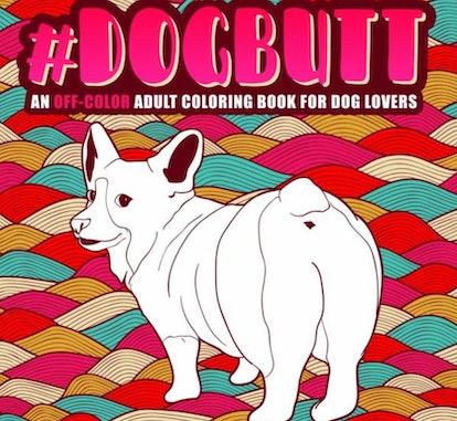 Honey Badger Coloring Adult Coloring Book