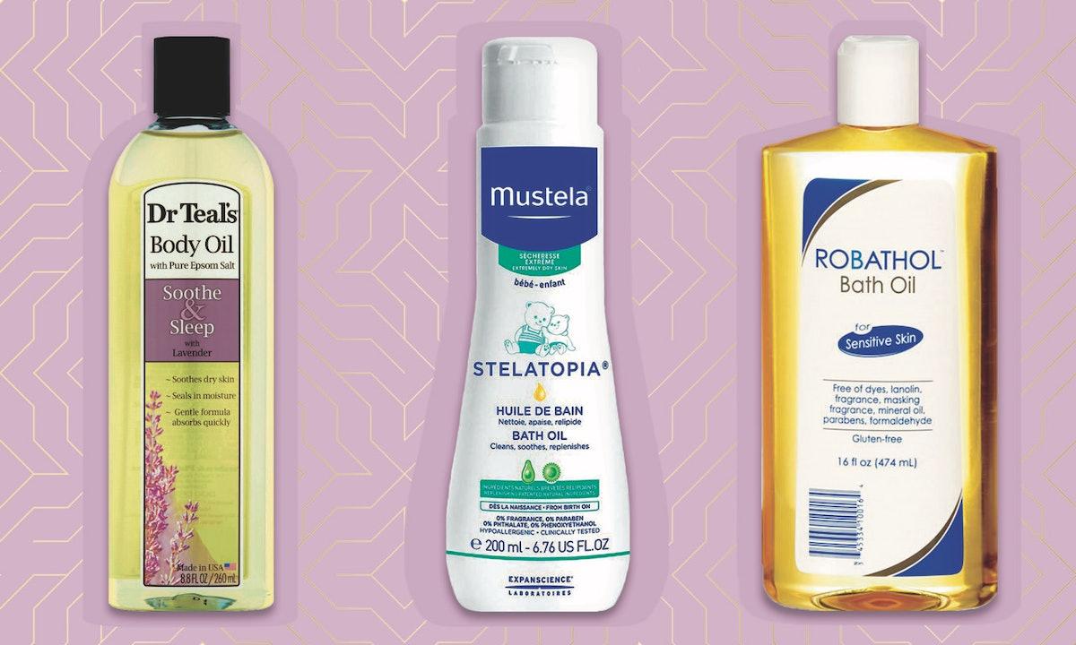 The 8 Best Bath Oils