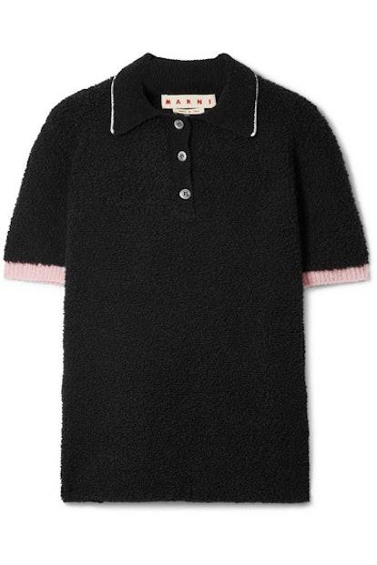 Boucle Polo Shirt