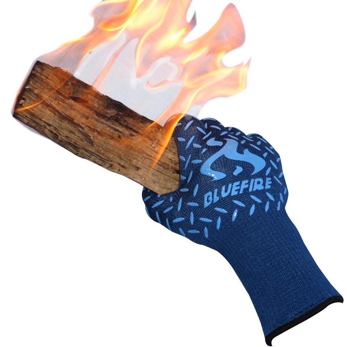 BlueFire Heat-Resistant Gloves