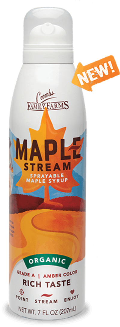 Coombs Family Farms Maple Stream