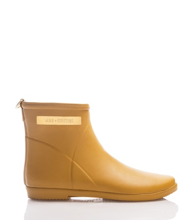 Classic Moutarde D'or Ankle Boot