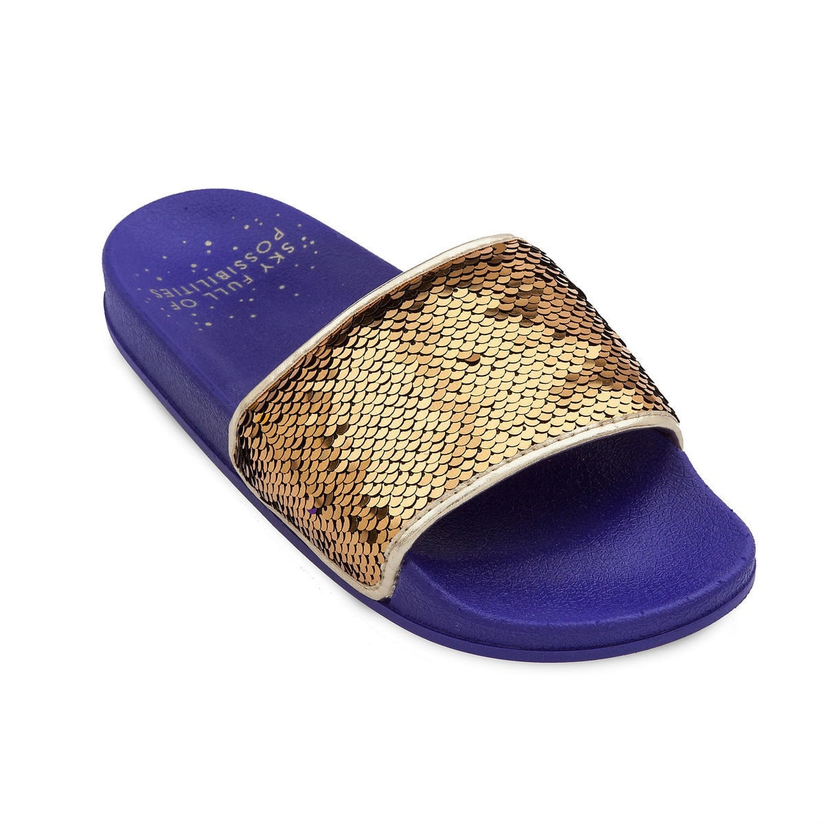 Jasmine Slides for Adults - Oh My Disney