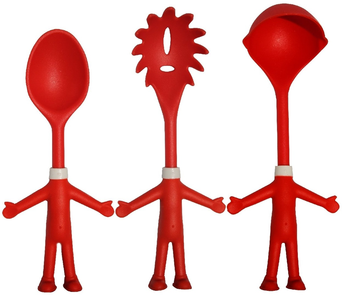 Octopus Kitchenware Pasta Server Set