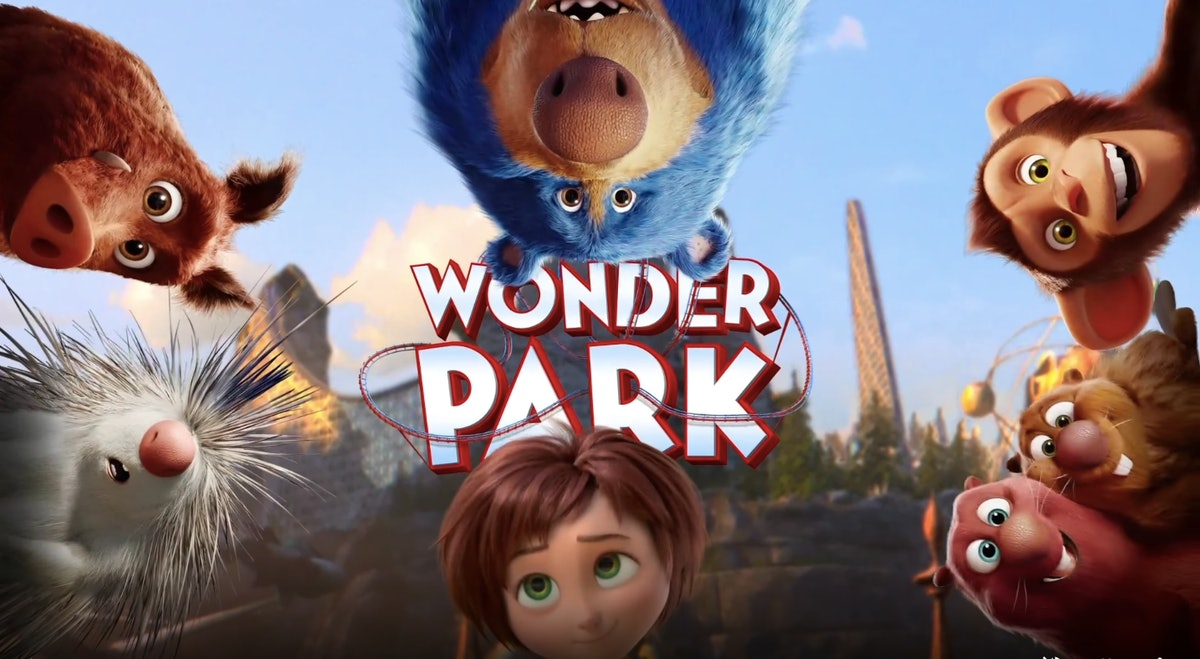 'Wonder Park's Main Characters: Meet The Fun Cast In This Exclusive Look Of The Whimsical Film