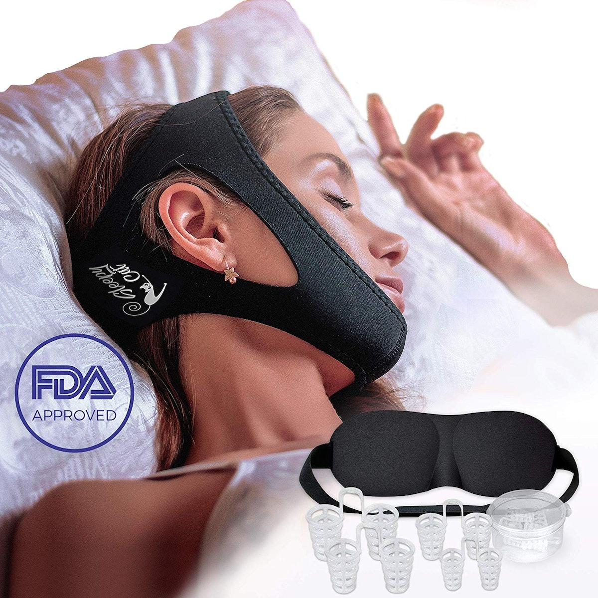 Breathe Right Anti-Snoring Chin Strap